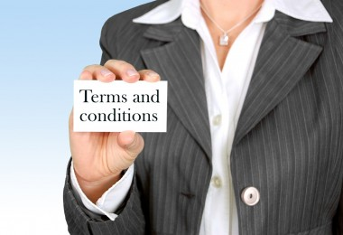 Credit and Loans Terms and Conditions